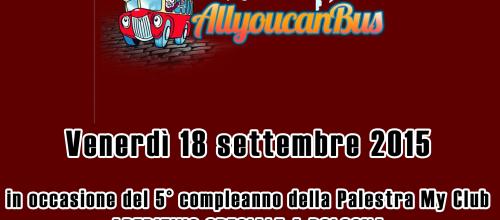 5° Compleanno Palestra MyClub